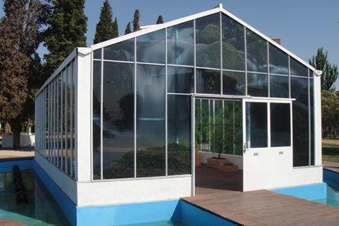 Invernadero de Gama alta Reylux R6