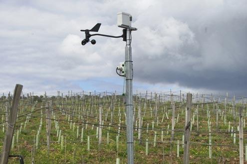 Estación meteorológica Sistemas DR