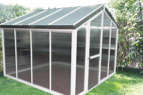 Invernadero Gardenlux para jardín