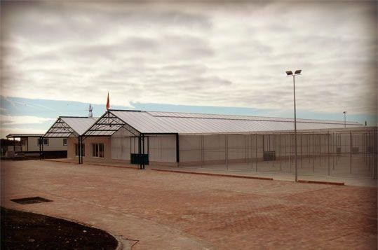 Invernadero Reylux de gama alta para nuevo Centro de Jardinería Horticultura Las Jaras