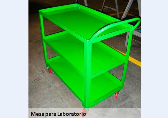 Mesa de cultivo para laboratorio Sistemas D.R.