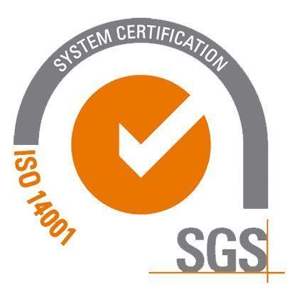 Certificado ISO 14001 2015-2021