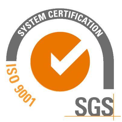 Certificado ISO 9001 2015-2021