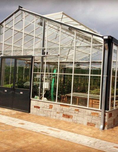 Invernadero Reylux R9 para Centro de Jardinería en La Rioja