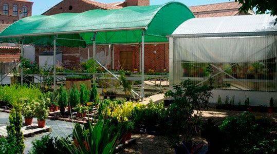 Umbráculo Garden Center